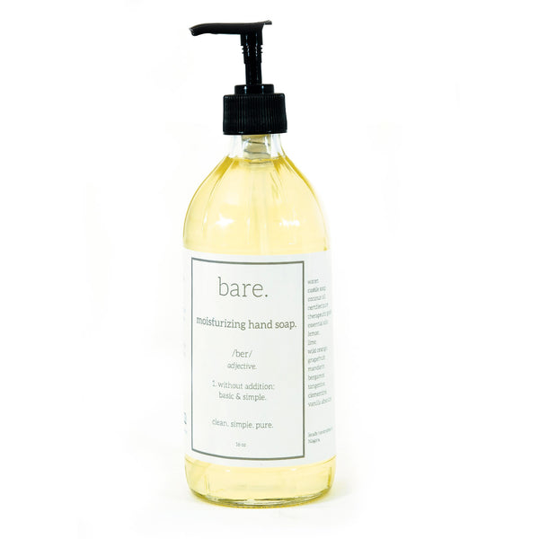 Moisturizing Hand Soap 16oz Novelty - The Post Office by Shannon Passero. Fashion Boutique in Thorold, Ontario