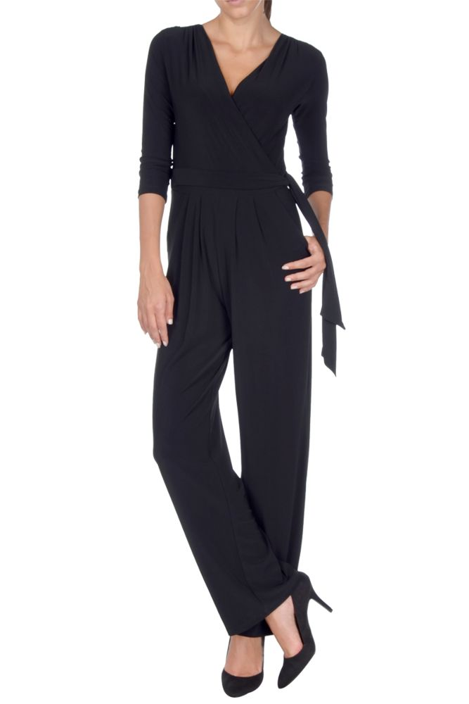 3/4 Sleeve Jumpsuit Coverups - The Post Office by Shannon Passero. Fashion Boutique in Thorold, Ontario