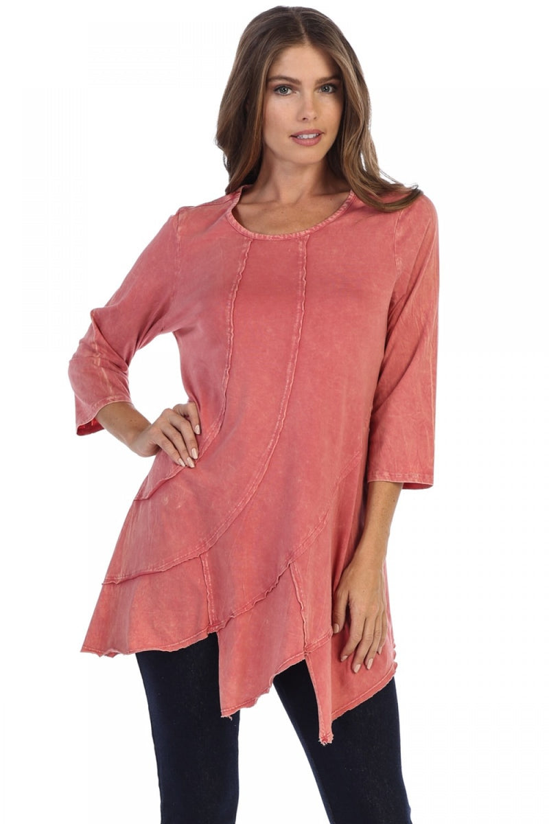 3/4 Sleeve Top Tops - The Post Office by Shannon Passero. Fashion Boutique in Thorold, Ontario