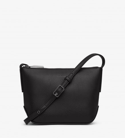 Sam Crossbody Bag Black Matt & Nat