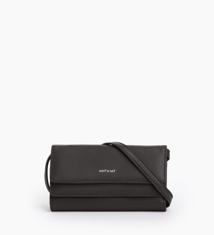 May Wallet Matt & Nat Black
