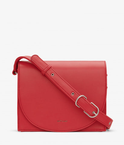 Calla Crossbody Bag Matt & Nat Pomegrana