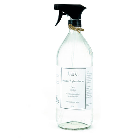 Window & Glass Cleaner 32oz