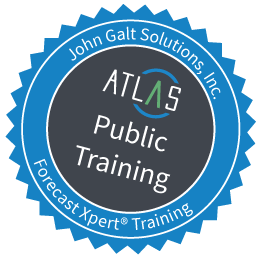 Atlas Public Training: 2-Days Demand Management & Planning Portal