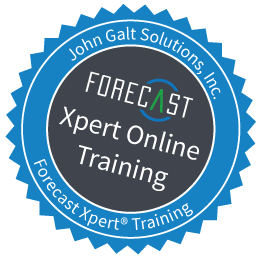 ForecastX 2-Day Online Training