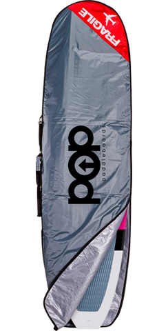 POP Paddleboards Sleeping Bag SUP Board Bag - 10'6""