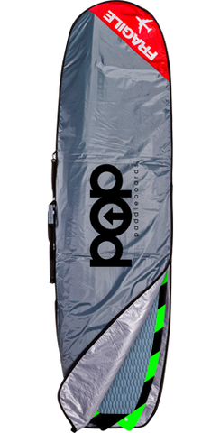 POP Paddleboards Sleeping Bag SUP Board Bag - 9'6""