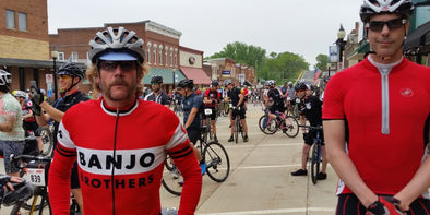Banjo Brothers Almanzo 100 in 2018