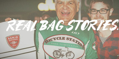 REAL BAG STORIES:  DAN LIPMAN