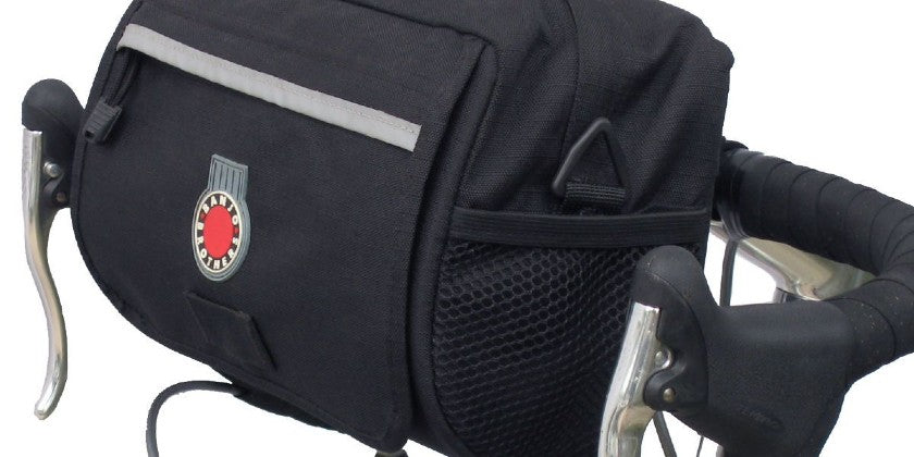 The Banjo Brothers Quick Release Handlebar Bag is a thoughtful gift for cyclists
