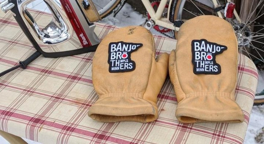 Banjo Brothers Iron-On Patches
