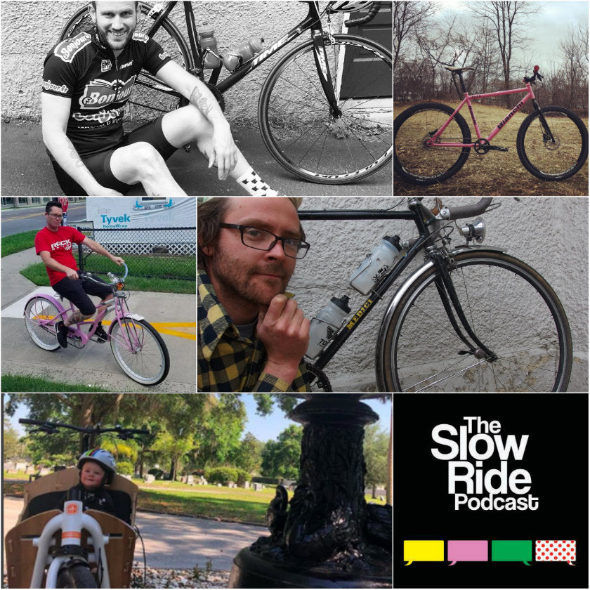 Banjo Brothers Five Things The Slowride Podcast