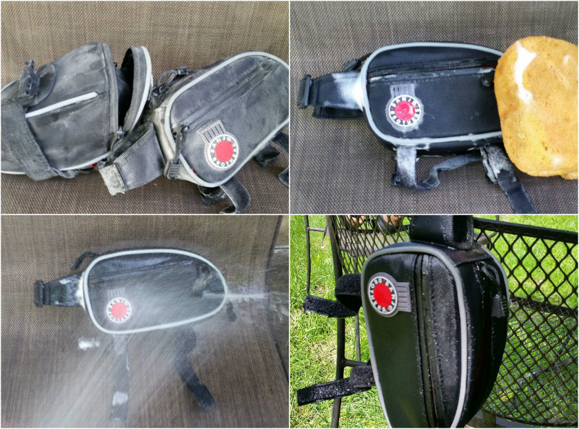 How To Wash Banjo Brothers Bicycle Bags