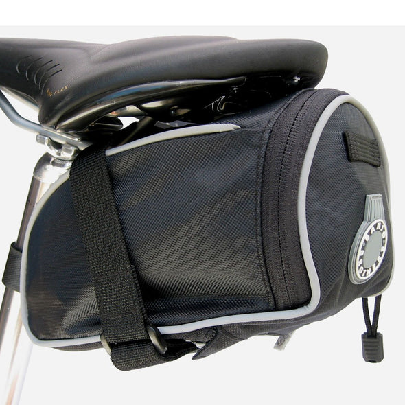 Seat Bag, Expanding, Large (105 - 130 Cubic Inches)