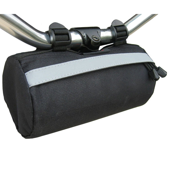 Banjo Brothers Barrel-Style Handlebar Bag