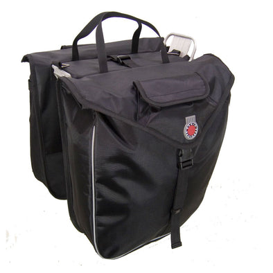 Saddlebag Pannier, Black