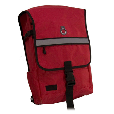 Banjo Brothers Metro Backpack Red