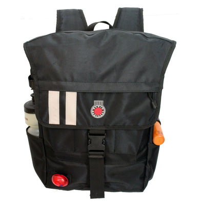 The Banjo Brothers Compact Metro Backpack Front View