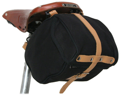Minnehaha Series Canvas Saddle Bag, Small