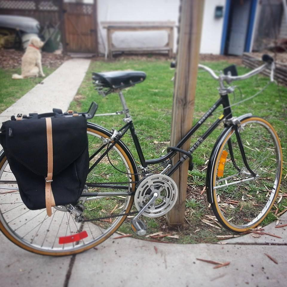 Minnehaha Series Canvas Utility Pannier