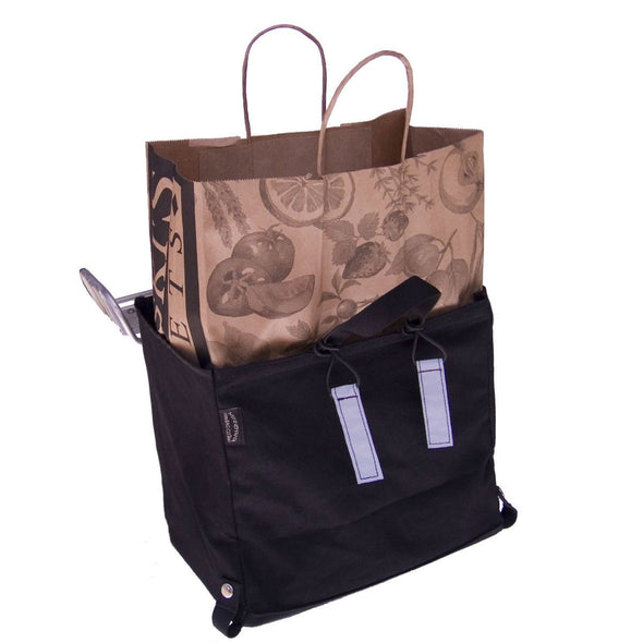 Banjo Brothers Canvas Grocery Pannier