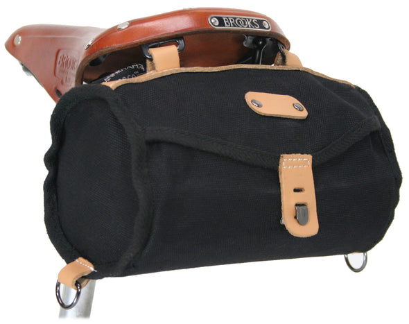 Minnehaha Canvas Barrel Bag