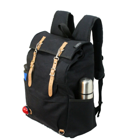 Banjo Brothers Classic Canvas Cycling Rucksack