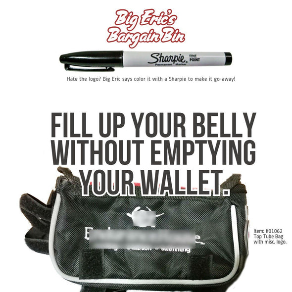 Banjo Brothers Top Tube Bag Is On Sale
