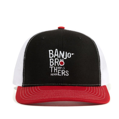 Banjo Brothers MN Nice 3-Color Mesh Back Trucker's Hat