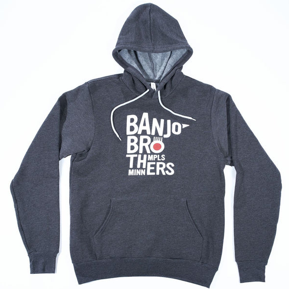The Banjo Brothers Comfy MN Nice Unisex Hoodie