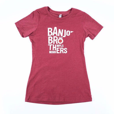 Banjo Brothers MN Nice T-Shirt Women's