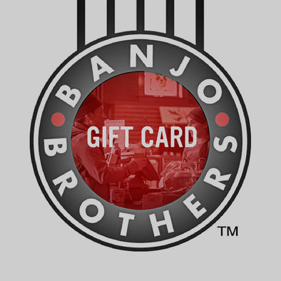 Banjo Brothers Gift Card