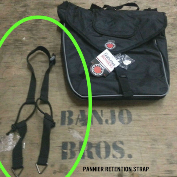 Saddlebag Pannier Replacement Strap
