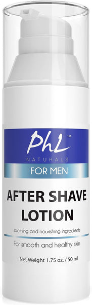 After Shave Lotion for Men-Unscented
