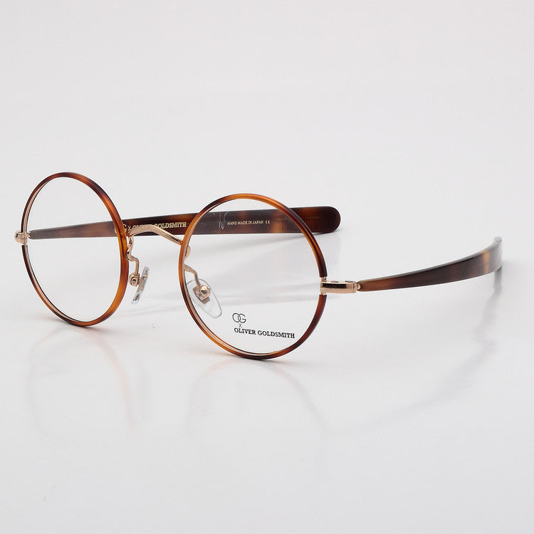 Oliver Goldsmith Eyewear Randle-Tort