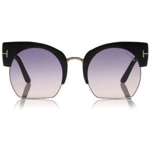 Tom Ford Savannah Sunglasses (Black)