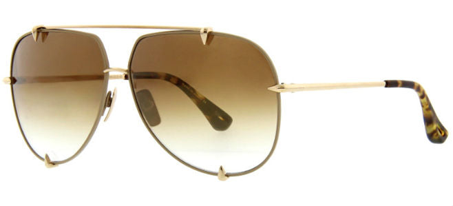 Dita Oversized Aviator(Cream)