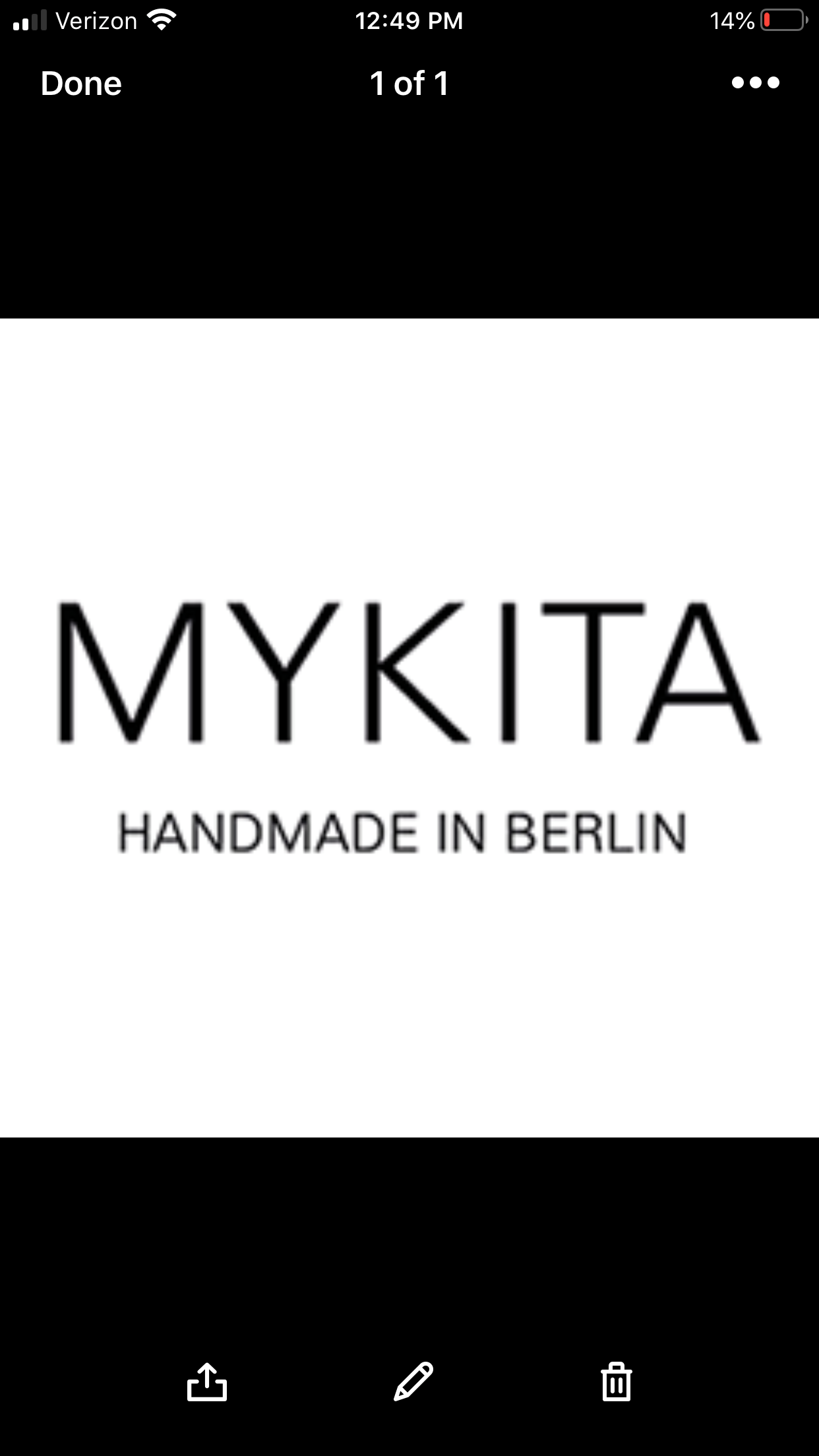 Mykita Eyewear-Cat eye