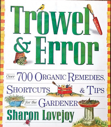 Trowel and Error