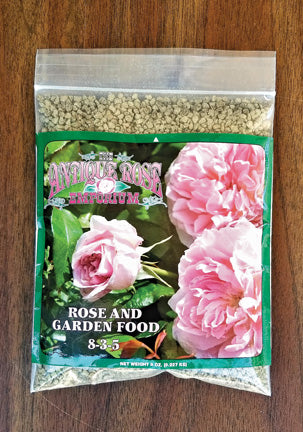 Rose and Garden Food  (8 oz)
