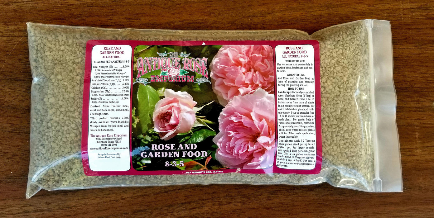 Rose and Garden Food (2 lb)
