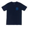 "THE GREATER GOOD(S) ""Tampa Good"" Tee (Blk/Blu)"