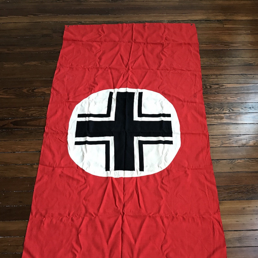 WWII German Panzer Balkan Cross Flag