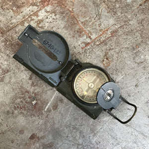 Vietnam War 1966 Lensatic Compass