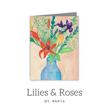 WLP Lilies & Roses by Maria