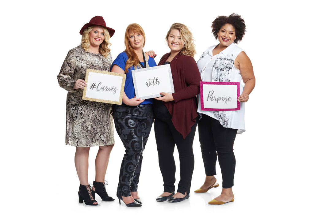 96c3528ddad Curves with Purpose, as a place to get the Best and Trendy Plus Size  Clothing, started decades before it launched, as a student in fashion  design school, ...