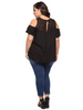 Andy Cold Shoulder Top
