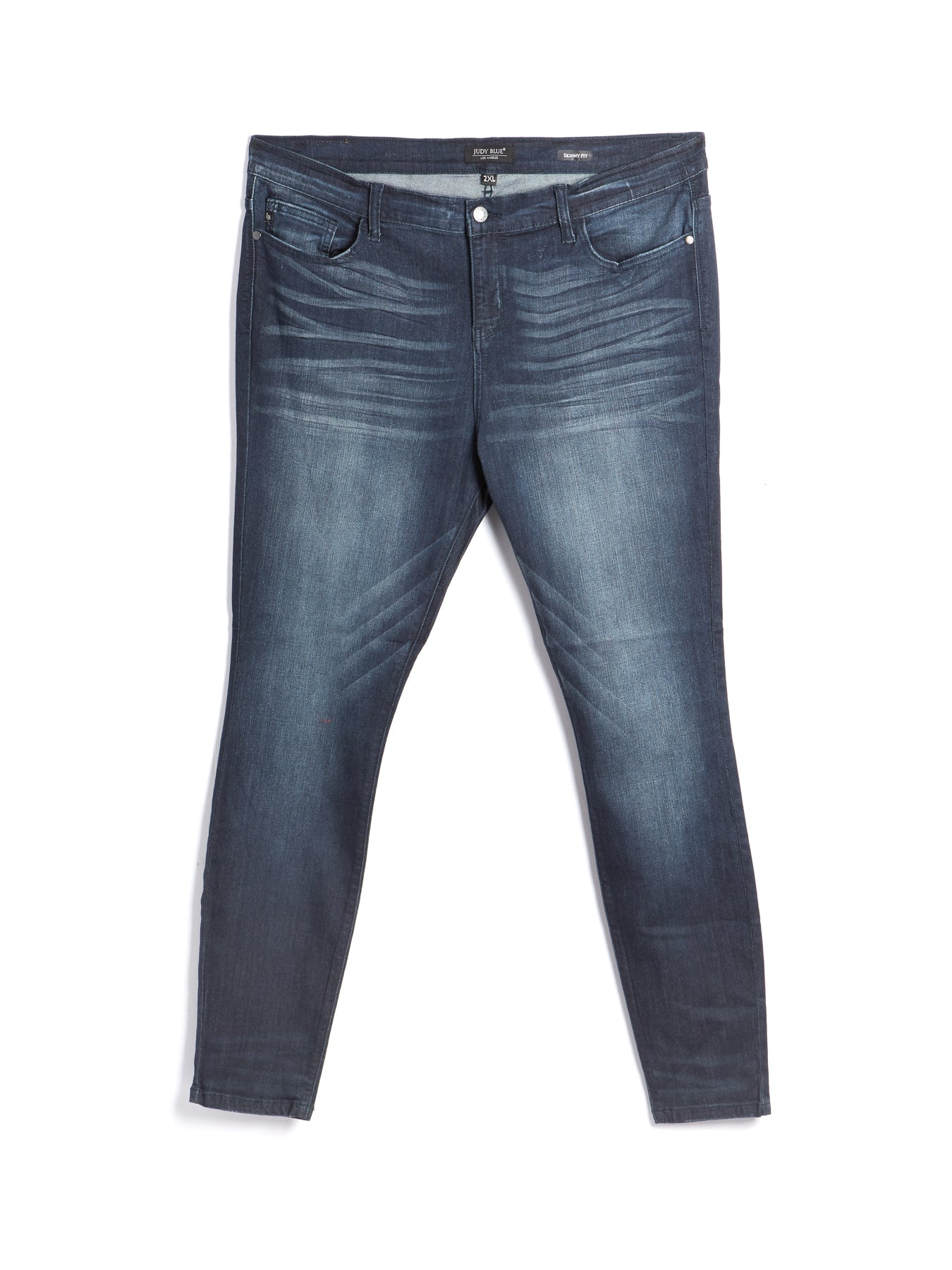 a5571966d5a Judy Blue Rayon Plus Size Skinny Jeans