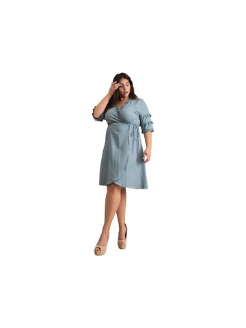 Janet Plus Size Dress