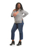 All You Need Cashmere Blend Plus Size Sweater